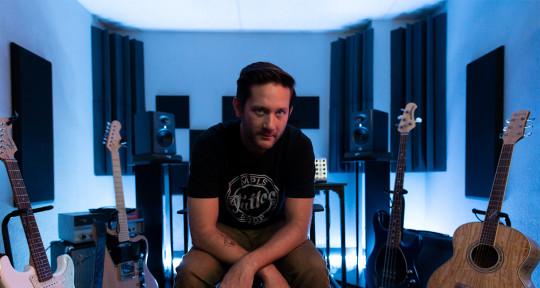 Audio Engineer and Mixer - Brandon James Olson