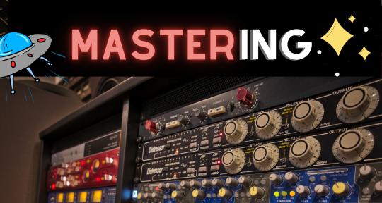 Mastering; Analog Magic  - Ashley NepTUNE