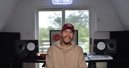 Music Production & Mastering - Harrison Caldeira
