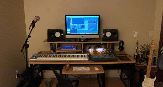 Remote Mixing and Mastering - Aaron Keller