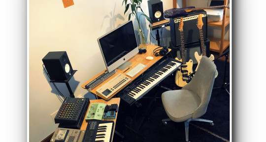 Sound Design,Beats,Mix/Master - Kim R Martins