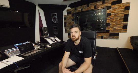 Recording/mixing/mastering - Stu Watts