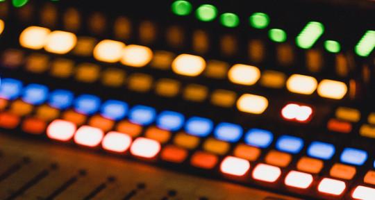 Audio Engineer! - Cornell Studios