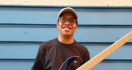Bassist and Arranger - Arvin Dale