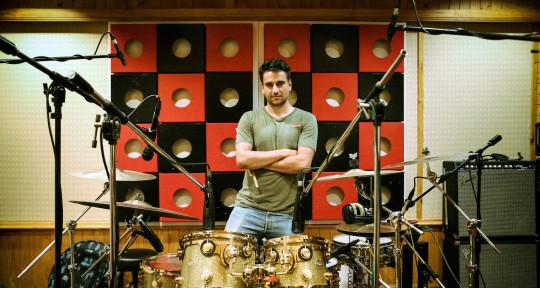 Session Drummer  - Raphael Logvinsky