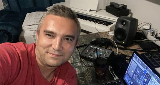 Mixing and Mastering Engineer - Ovidiu Pascu