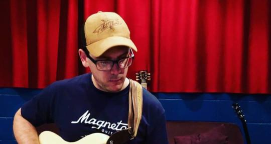 Session Guitarist - Nate Sapian Music