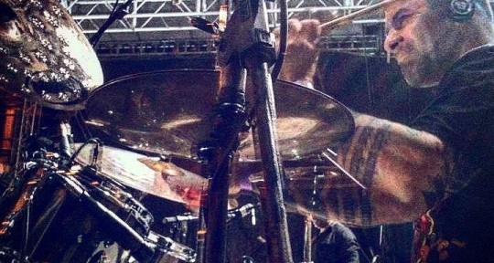 recording studio drummer - pablo silva