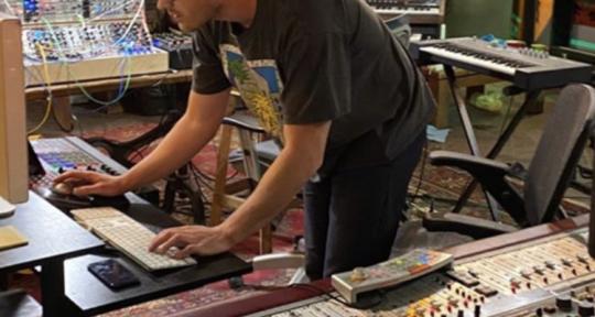 Remote Mixing, Producer - Derek Coburn