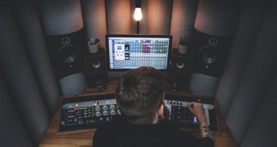 Mixer | Engineer | Producer - Colin Brain | Sticks Studio
