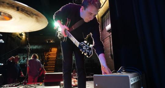Guitarist/Songwriter/Demo Work - Aaron John Hicks