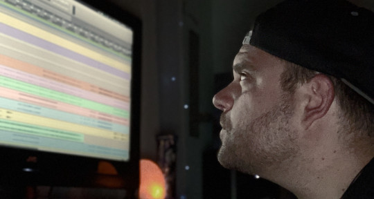 Mixing/Producing/Bassist - Frankie P.