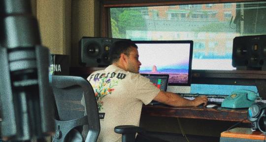 Music Producer - Drew London