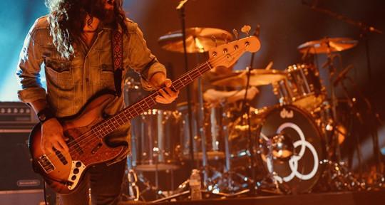 Bass, Producer, Mixer - Dorian Heartsong