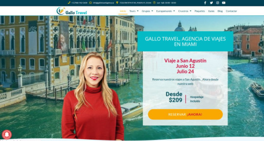 Gallo Travel Agency - Gallo Travel Agency