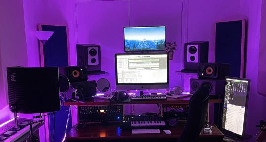 Mixing Engineer/ Producer - Declan Dias