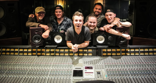 Music Producer & Mix Engineer - Nick Axel Kauffman