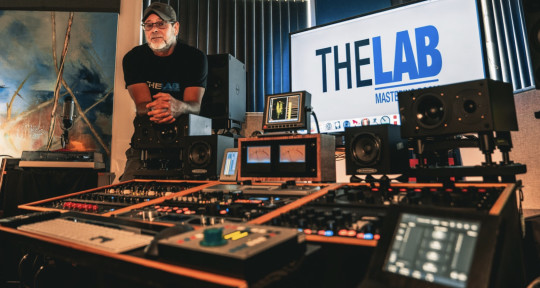 Mastering with Class  - The Lab Mastering Room
