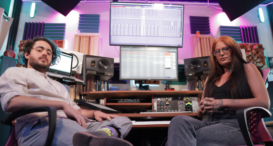 Mixing & Mastering, Recording - Luna Studio LA