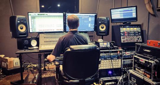Recording Studio - Black Market Studios