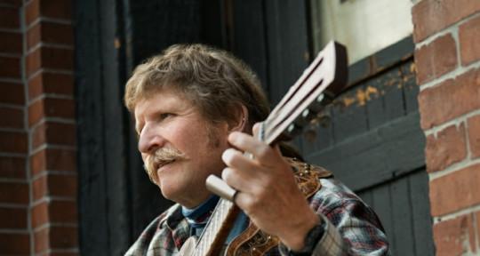 Slide guitar specialist - Ned Bolle
