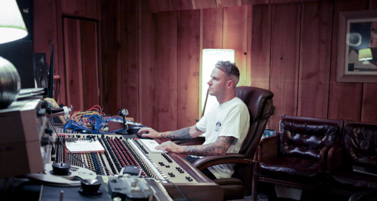 Session Musician, Producer - Eric Ruscinski