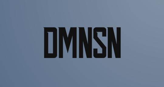 "Songwriting, Toplining, Mixing - DMNSN (Pronounced ""dimension"")"