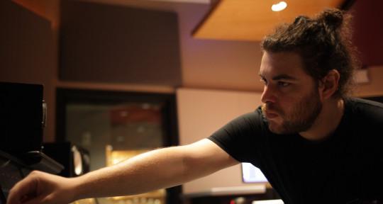 Producer, Mixing Engineer - Rodrigo Martins