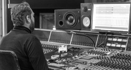 Recording Studio - Frode Martinsen
