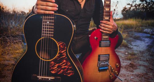 Session Guitarist | Latin/Rock - Jorge Salas