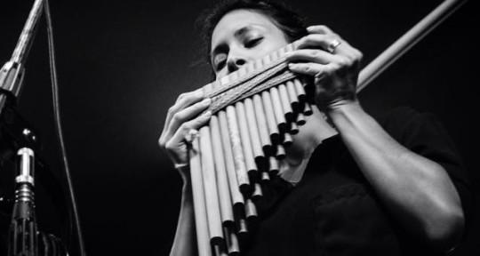 Ancestral music instruments - Mayra Benitez