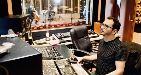 Mixing Engineer - Ed Lopez