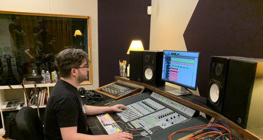 Mixing and Mastering - Peter Duff