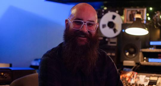 Music Producer/Mix Engineer - Jon Stombaugh