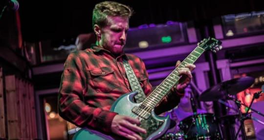 RocknRoll Session Guitarist - Jake Bishop