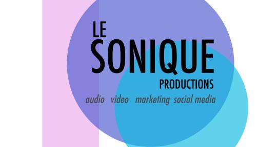 Music Producer, Musician - Le Sonique Productions