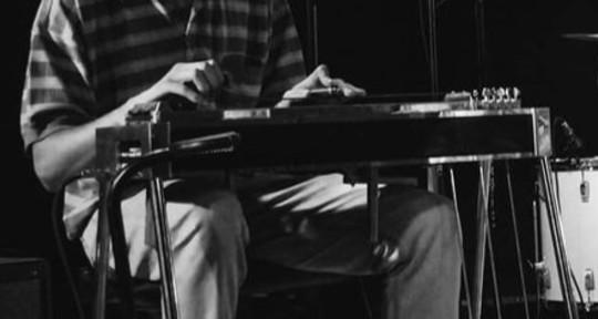 Session Pedal Steel/Guitarist - Nick Larimore
