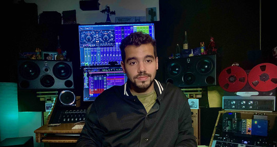Mix and Master Engineer - Federico Giordano