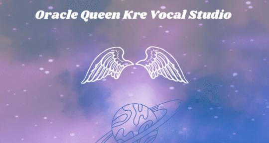 Vocalist, Backup Vocalist  - Oracle Queen Kre Vocal Studio