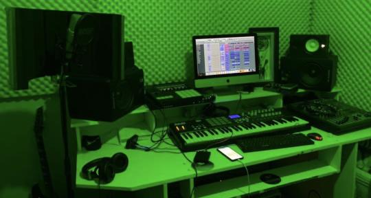 Recording Studio - Mashariki 256 Music