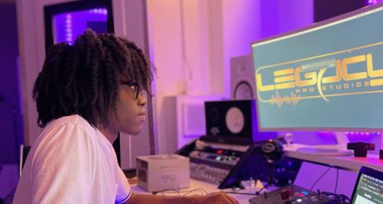 Music Producer, Engineer - John Olowe