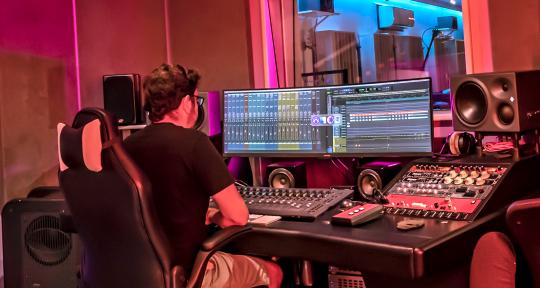 Mixing, Production & Mastering - DogManic Recording Studios