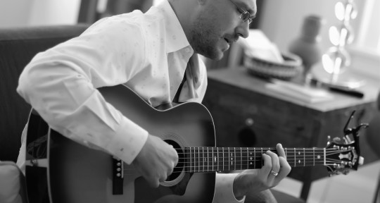 Create songs and self-produce  - Steven Diedrich