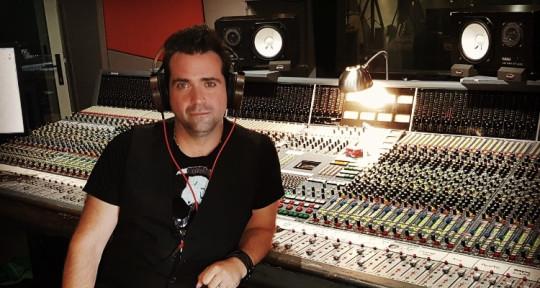 Producer & Mix Engineer - Gavin Mc