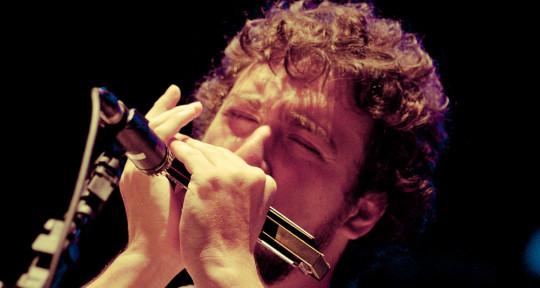 Brazilian Harmonica - Trumpet - Fernando Goldenberg