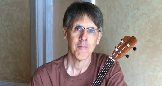 Session uke player-$80 a song - Jeff Saxon