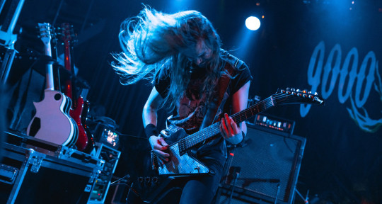 Metal- Guitar, Vocals & Mixing - Frederik Jensen