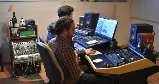 Recordings, Mix & Mastering - El Medano Estudio