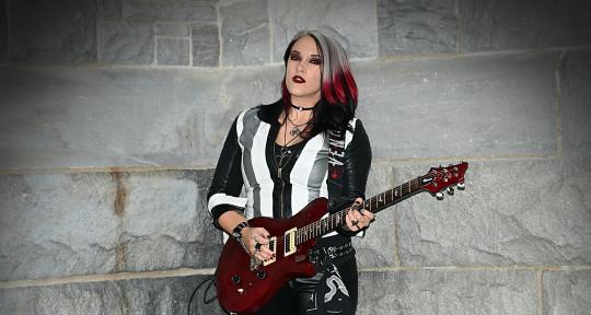 Session Guitarist / Vocalist - Tanya Venom