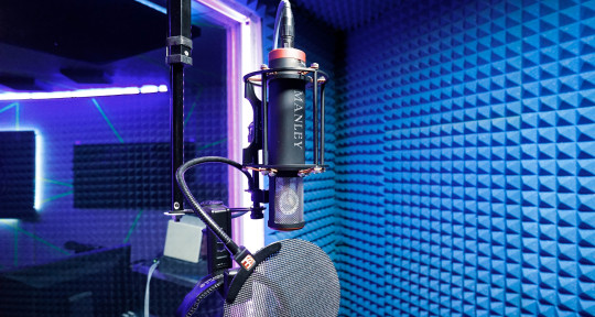 Recording studio - Golden Impala Recording Studio